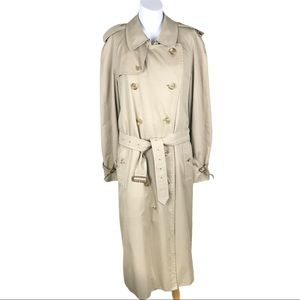 Authentic Burberrys London Classic Trench Coat